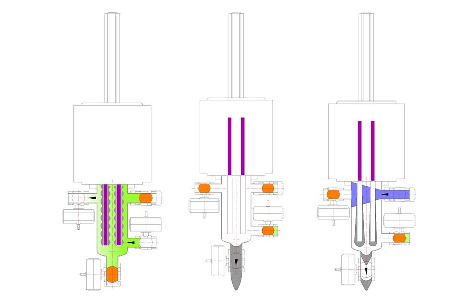 Magnetfilter kann halbautomatisch abgereinigt werden