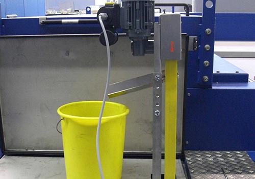 Bandskimmer Modell BS zur Ölentfernung