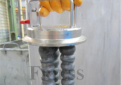 Bei der Magnetfiltration muss keine zusätzliche Energie aufgewendet werden