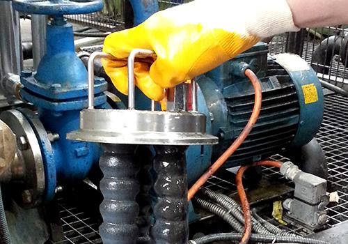 Magnetfiltration von Friess erlaubt das Recyceln von Schmutzpartikeln