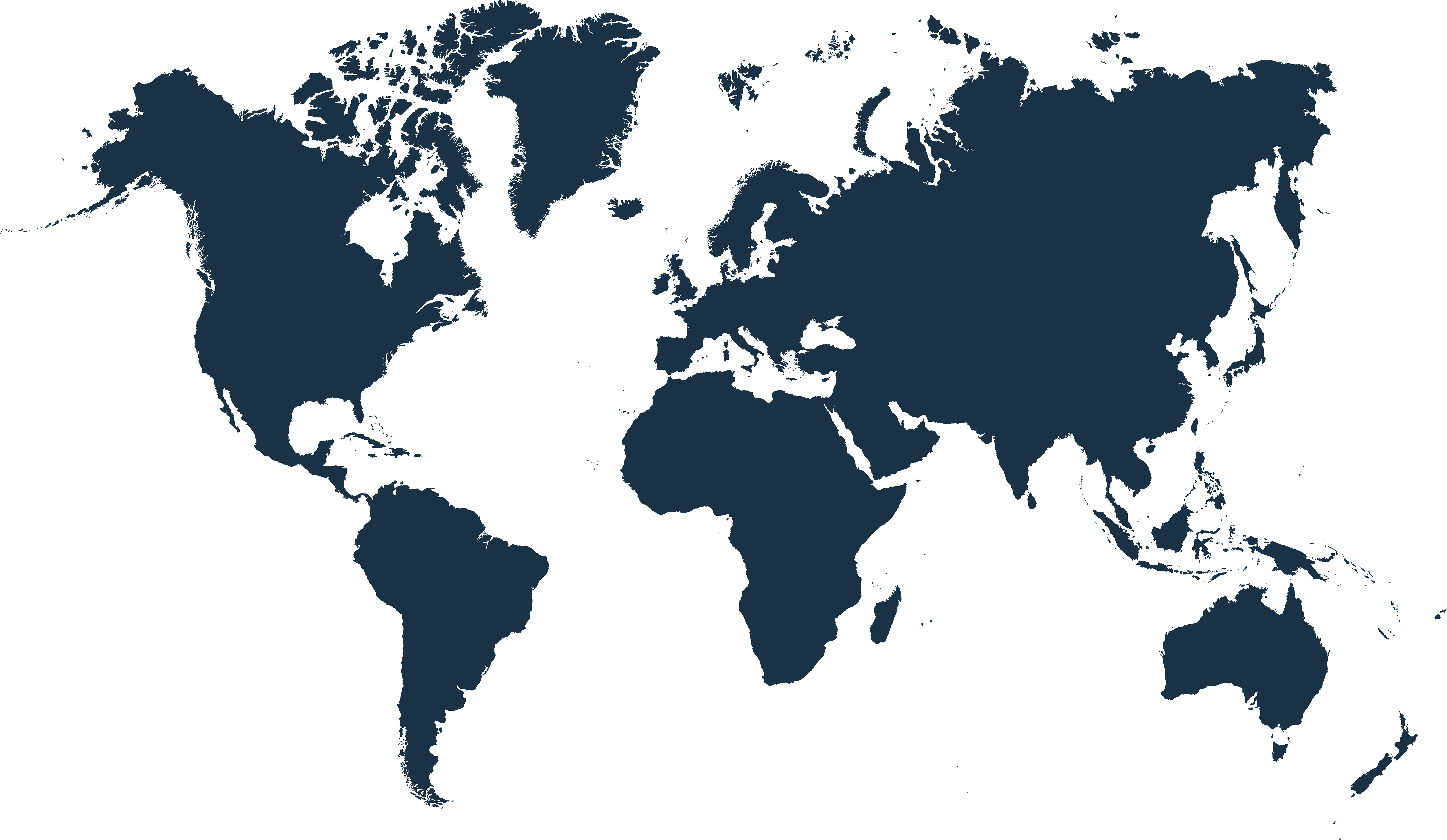 Friess ist überall auf der Welt vertreten